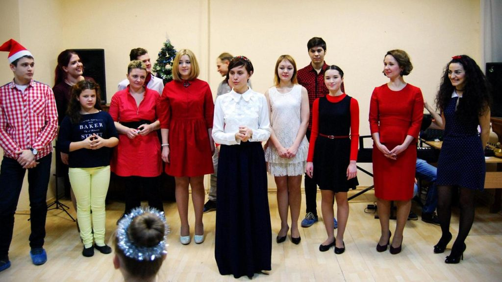 Концерт Школы Артиста